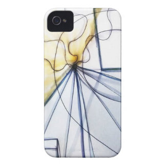 Traveler of Many Cosmos Case-Mate iPhone 4 Case