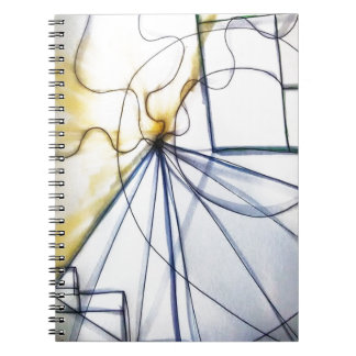 Traveler of Many Cosmos Note Book