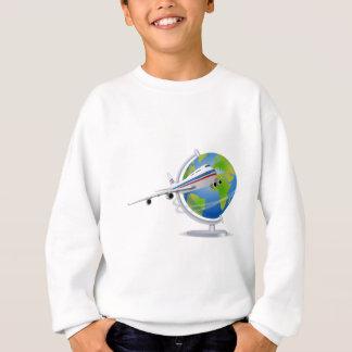 Traveling around the Globe Sweatshirt