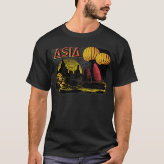 Traveling Asia T-Shirt