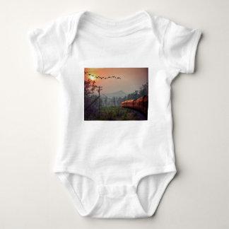 Traveling Baby Bodysuit