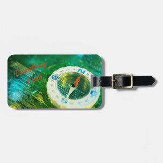 Traveling Dad Luggage Tag