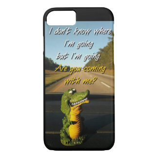 Traveling Gator Case-Mate iPhone Case