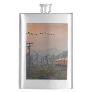 Traveling Hip Flask