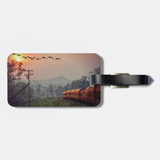 Traveling Luggage Tag