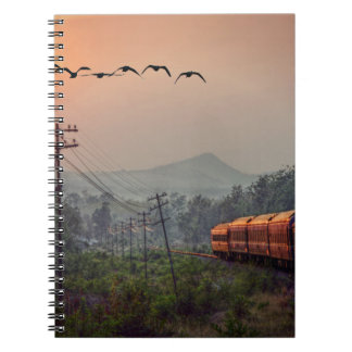 Traveling Notebook