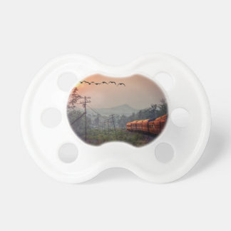 Traveling Pacifier