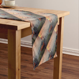 Traveling Short Table Runner