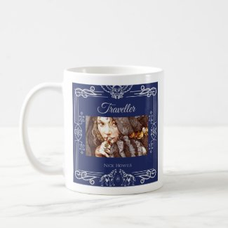Traveller Album Cover Mug