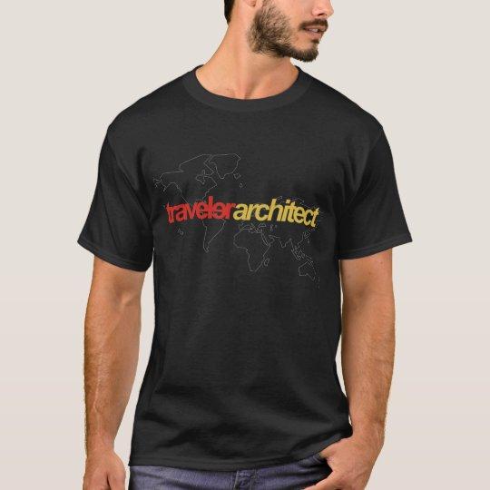 traveller architect T-Shirt