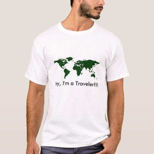 Traveller T-Shirt!!! T-Shirt