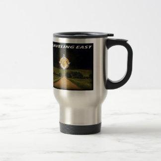 Travelling East Travel Mug
