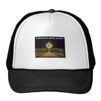 Travelling East Trucker Hat