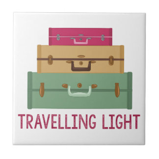 Travelling Light Ceramic Tiles