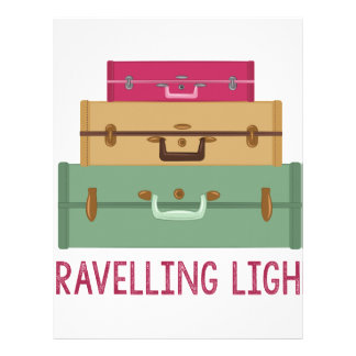 Travelling Light Customized Letterhead