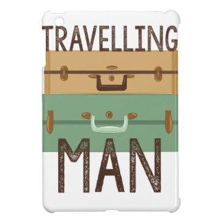 Travelling Man iPad Mini Cover