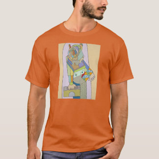 """Travelling On"" by Ruchell Alexander T-Shirt"
