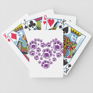 TravelPet Collection Poker Deck