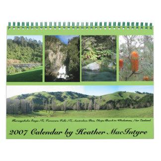 Travels Calendar