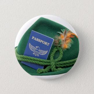 TravelsAbroad053109 2 Inch Round Button