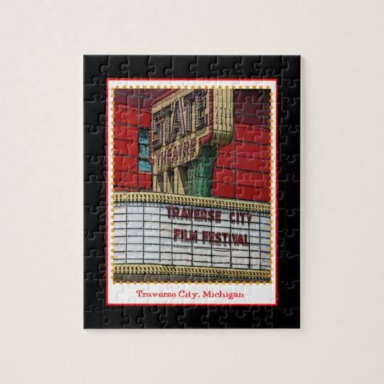 Traverse City Film Festival Jigsaw Puzzle