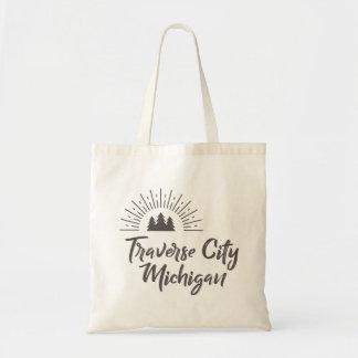 TRAVERSE CITY TOTE BAG