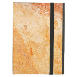 Travertine Stone Pattern iPad Case