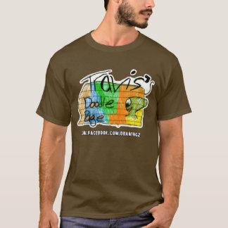 Travis's Doodle Page T-Shirt