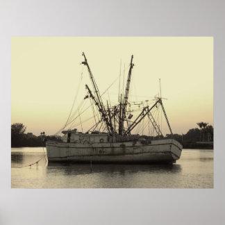Trawler  - Poster