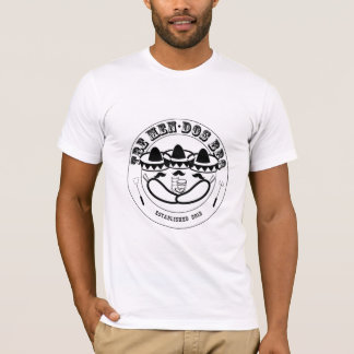 Tre Men Dos BBQ T- Shirt