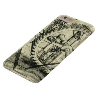 Treadmill Powered Crossbow by Leonardo da Vinci Barely There iPhone 6 Plus Case