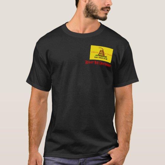 treadonme copy, Resist Big Government T-Shirt