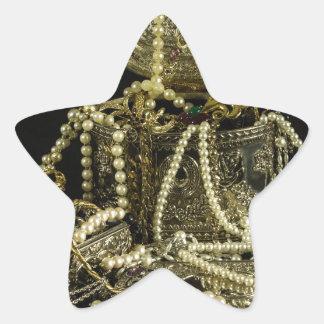 treasure-39599 star sticker