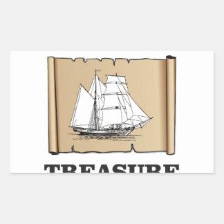 treasure at the high seas