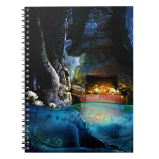 Treasure Cave Notebook