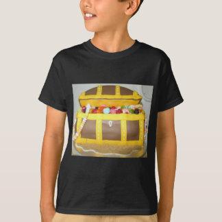 Treasure chest cake T-Shirt