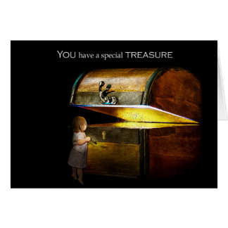 Treasure Chest Card
