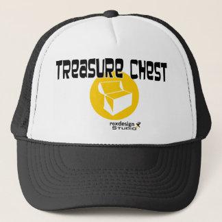 Treasure Chest Trucker Hat