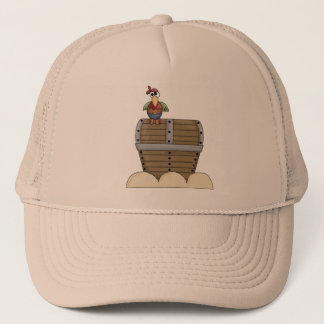 Treasure Chest Trucker Hat