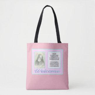 """""""Treasure"""" Diaper Bag"""