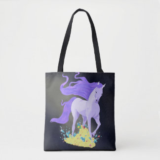 Treasure Horse tote bag