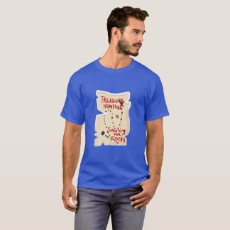 Treasure Hunting is Searching For Rocks Hobby Hunt T-Shirt