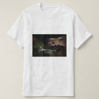 Treasure Island Hotel & Water Features T-shirt