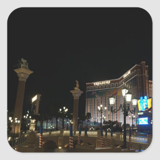 Treasure Island & The Venetian Stickers