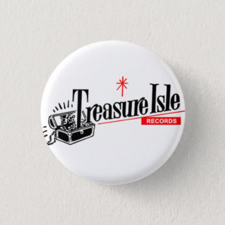 treasure isle 1 inch round button