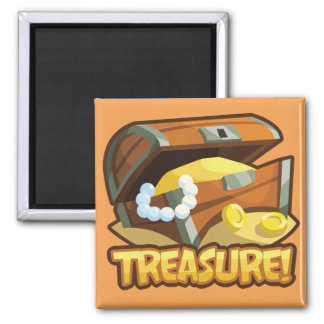 Treasure! Magnet
