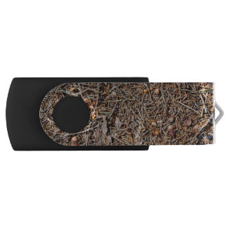 Treasures of the forest USB flash drive