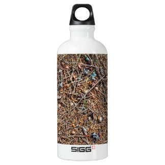 Treasures of the forest water bottle