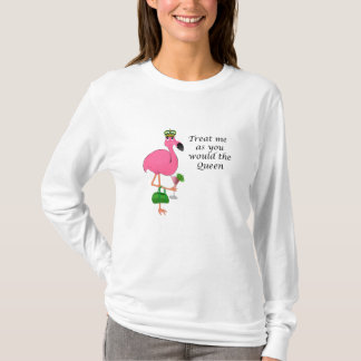 Treat Me As You Would The Queen Shirt