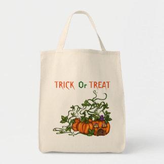 Treat or Treat Tote Bag